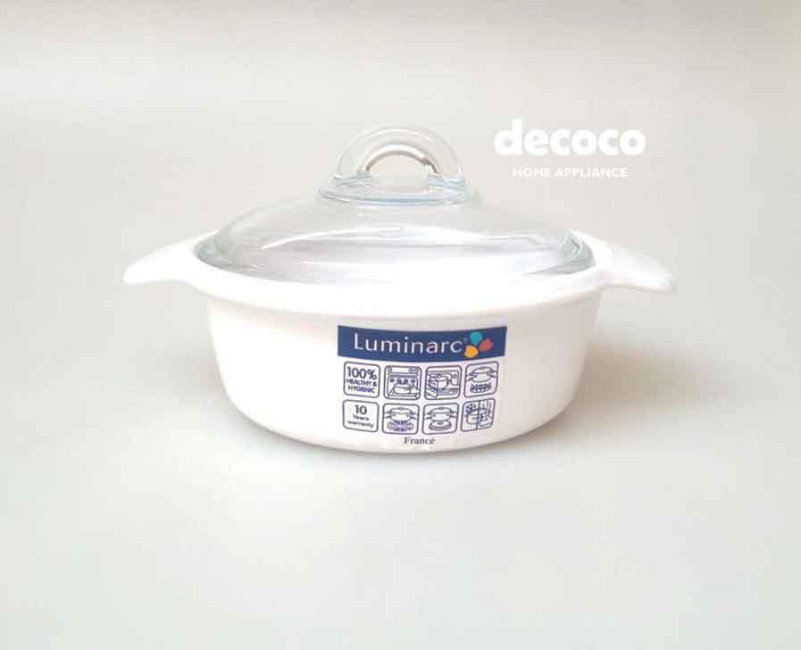 LUMINARC-AMBERLINE-WHITE-LAV1010-