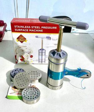 CETAKAN MIE NOODLE MAKER PRESSURE MACHINE STAINLESS STEEL